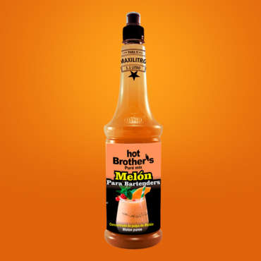 Melón Puree mix Hot Broher´s